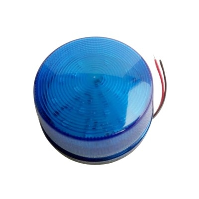 SL-79 flashing light 12V DC DC Blue
