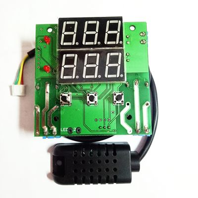 Digital Temperature & Humidity Controller