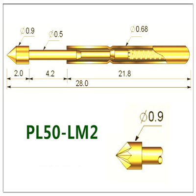 PL50-LM2 gold-nickel