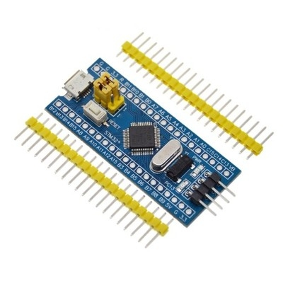 STM32F103C8T6 board