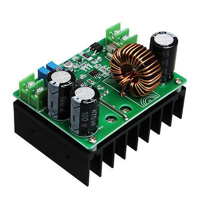 Step Up Module DC In 12-60V Out 12-80V 10A