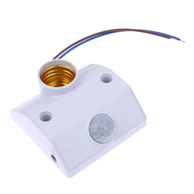Motion Sensor Light 220V