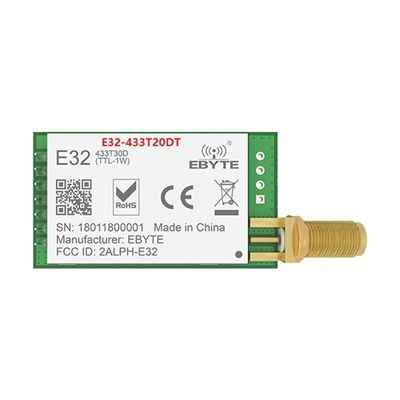Wireless Transceiver Module 433MHz E32-433T20DT