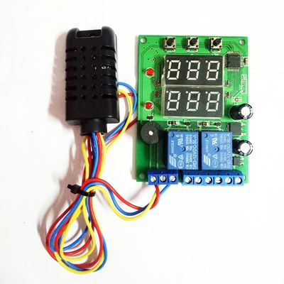 Modul controler Temperature and Humidity 12V