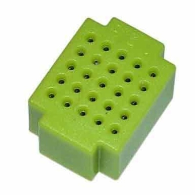 Light green Mini Breadboard  ZY-25