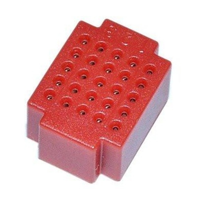 Red Mini Breadboard  ZY-25