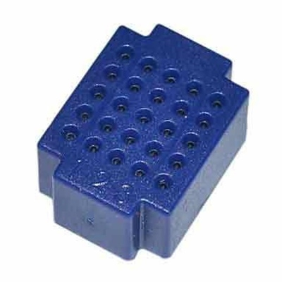 Blue Mini Breadboard  ZY-25
