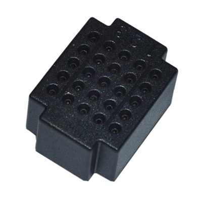 Black Mini Breadboard  ZY-25