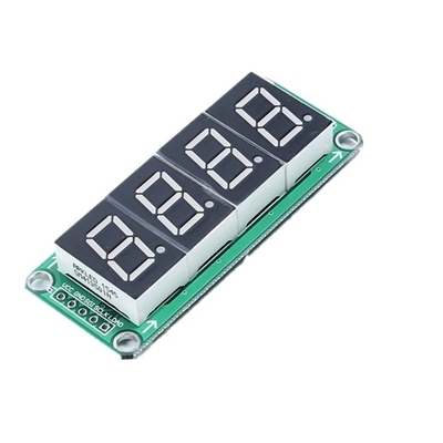 LED Display Module 4 Digital 74HC595 tube