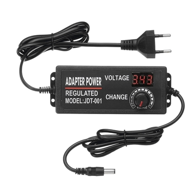Adapter Adjustable Voltage JDT-001 3-24V 2.5A