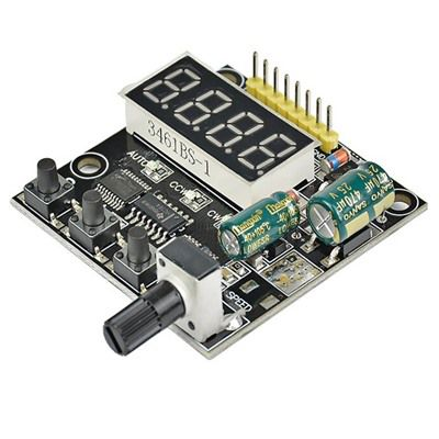 Driver Board Automatic Positive Reversal PWM