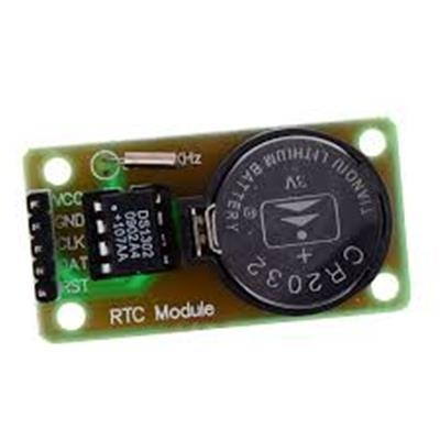 Module DS1302 real-time clock