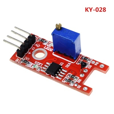 KY-028 Digital Temperature Sensor Module
