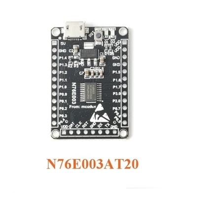 N76E003AT20 Board MICRO USB - BL