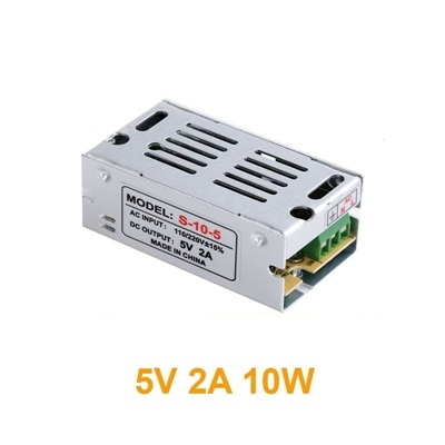 Power Supply 5V-2A ( 5V-10W )