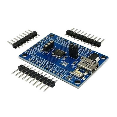 N76E003AT20 Board MINI USB - BL