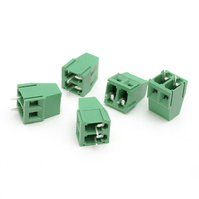 Domino 2 pin 300V 10A 5.08mm