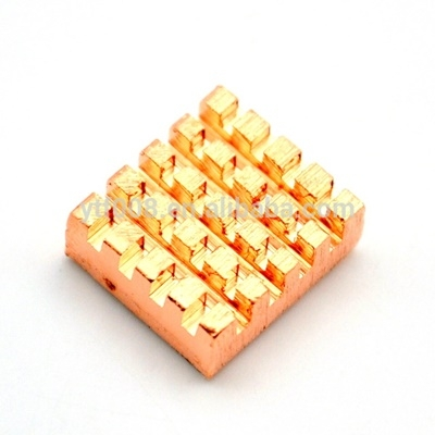 Raspberry pi heatsink  small goldfish