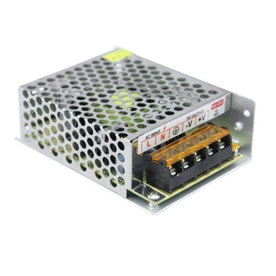 Power Supply 5V-5A ( 15V-75W ) MW