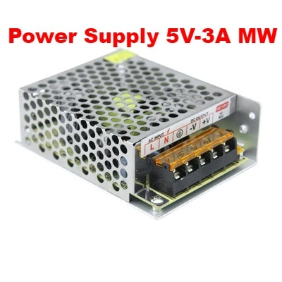 Power Supply 5V-3A MW