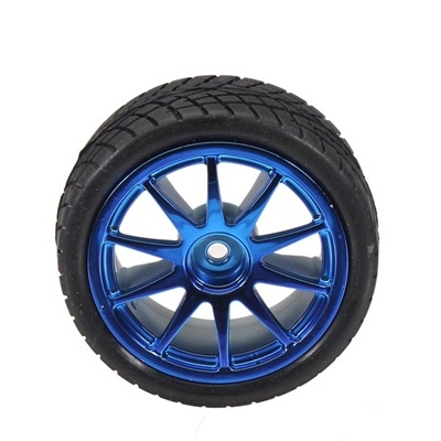 WHEEL RUPPER TIRE 65MM