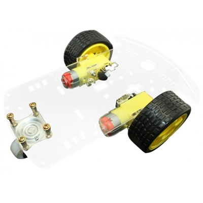 Mini Chassis Kit Smart 2WD