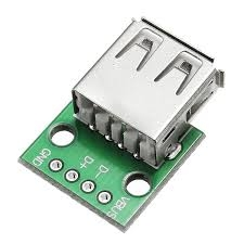 USB 2.0 to 4pin DIP