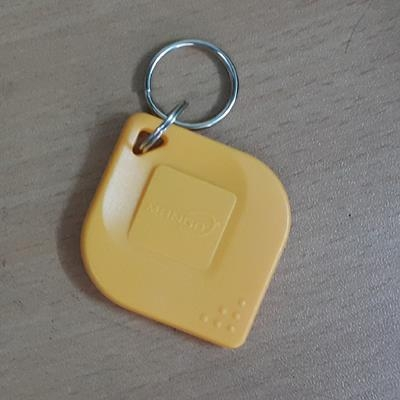 Keytag 125Khz-08 Yellow
