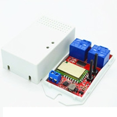 Wifi controler 2 Channal DC 12V IOS iphone / Android