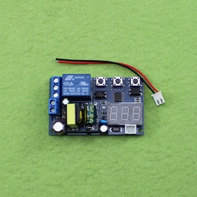 Trigger Cycle Timer Delay Switch 220V