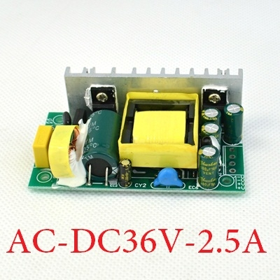 power switching AC-DC 36V-2.5A