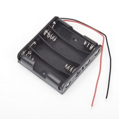 Battery Holder-AA 1.5V to 6V