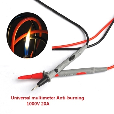 Universal multimeter Anti-burning