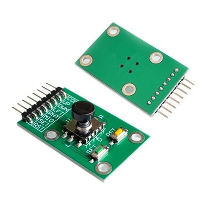 Five-way button module 5D joystick