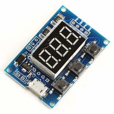 2 Channel PWM Signal Generator Pulse