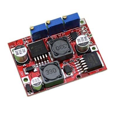 LM2577 LM2596 DC-DC Step Up Down Boost Voltage