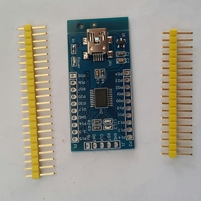 N76E003AT20 Development Board