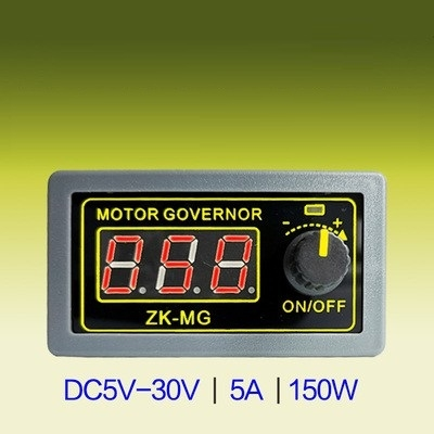 PWM DC Motor Speed Display LED 5-30VDC 5A