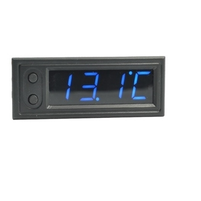 Digital clock module LED digital thermometer -Blue