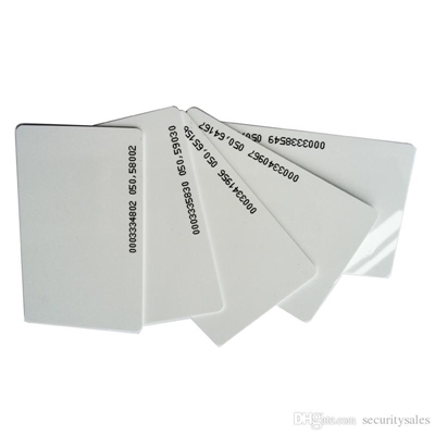 RFID Card 1mm 125Khz
