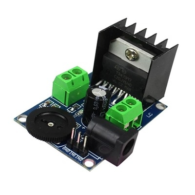 TDA7297 power amplifier module