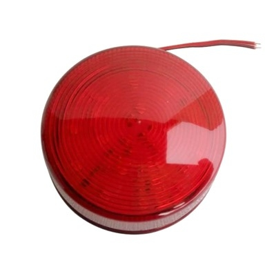 SL-79 flashing light 12V DC DC Red