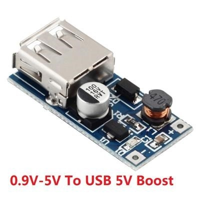 USB DC 0.9V to 5V