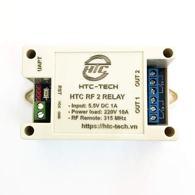 Module HTC RF 2 Relay-KW-72