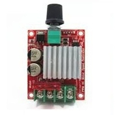 PWM DC Brush Motor 12V / 24V 10A