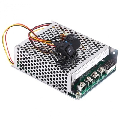 Motor Speed Controller Digital Display 10V-55VDC-60A