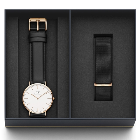 GIFT SET DANIEL WELLINGTON CLASSIC SHEFFIELD – DW00500002