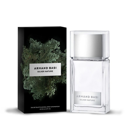 NƯỚC HOA NAM ARMAND BASI SILVER NATURE 100ML