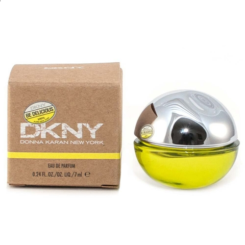Nước hoa mini DKNY - Be Delicious EDP 7ml(xanh)