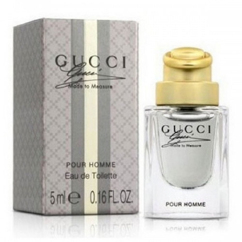 Nước hoa Mini Gucci Made To Measure Pour Homme 5ml edt